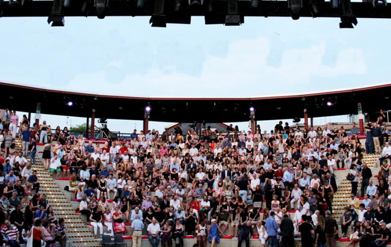 Arena Shakespeare @teatrodue