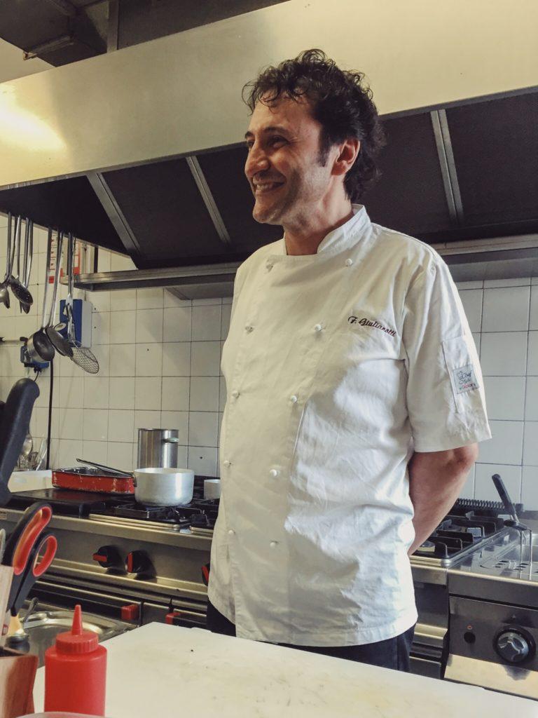 Chef Fabio Ristorante Al Fondo - Borgotaro