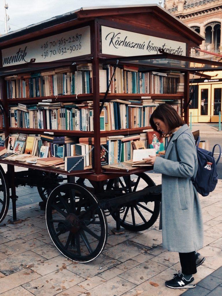 libri Budapest