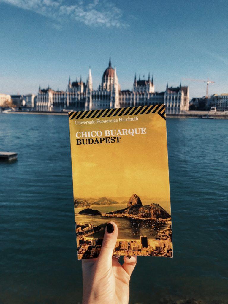 libro Budapest