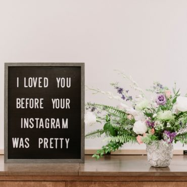 che cosa voglio da Instagram
